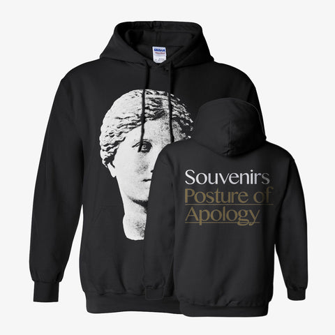 Souvenirs - Apology Hoodie | Merch Connection - Metal, hardcore, punk, pop punk, rock, indie, and alternative band merchandise