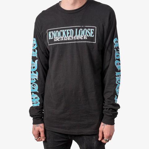 Knocked Loose - Deadringer Longsleeve | Merch Connection - Metal, hardcore, punk, pop punk, rock, indie, and alternative band merchandise