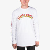 State Champs - Globe Devil Longsleeve | Merch Connection - Metal, hardcore, punk, pop punk, rock, indie, and alternative band merchandise