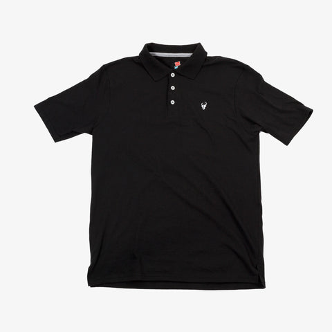 Demon Hunter - Embroidered Polo Shirt | Merch Connection - Metal, hardcore, punk, pop punk, rock, indie, and alternative band merchandise