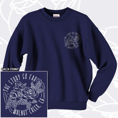 The Story so Far - The Story so Far - Roses Crewneck - 2