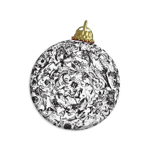 Circa Survive - The Amulet Christmas Ornament | Merch Connection - Metal, hardcore, punk, pop punk, rock, indie, and alternative band merchandise
