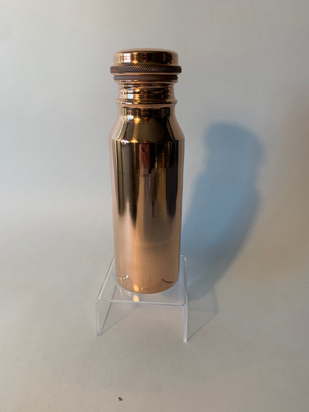 "Mini Copper Water Bottle, ""Shine"" 350ml"