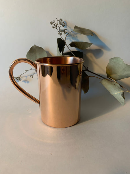 NEW Pure Copper Mule Mug