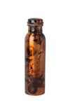"Coast Copper Pure Copper Printed ""Flora"" Copper Water Bottle, 900ml - Coast Copper"
