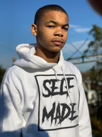 "Cam Anthony wearing a Beatz Per Minute Apparel ""Self Made"" Hoodie"