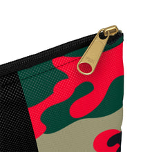 Load image into Gallery viewer, Red Camo Accessory Pouch