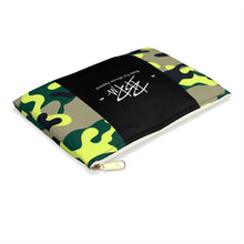 Load image into Gallery viewer, Neon Camo Accessory Pouch