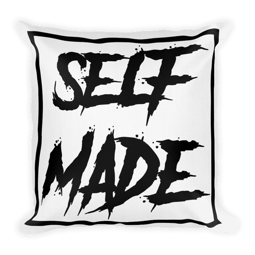 Self Made Pillow - WHITE