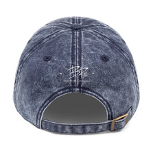 Load image into Gallery viewer, Girl DJs Rock Vintage Cotton Twill Dad Cap