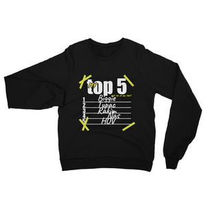 Customizable TOP 5 Crewneck