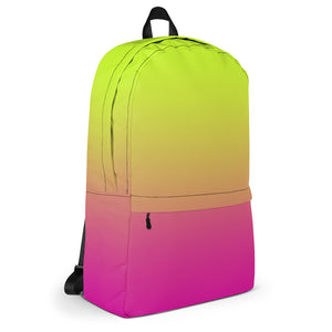 "Ombre ""Be So Good"" Backpack"