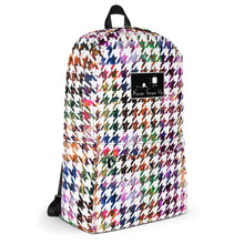 Load image into Gallery viewer, Never Grow Up Galaga Backpack - Multi-color