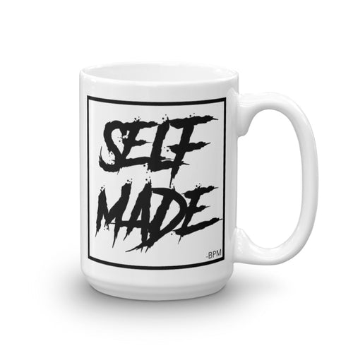 Self Made Mug (2 sizes available)