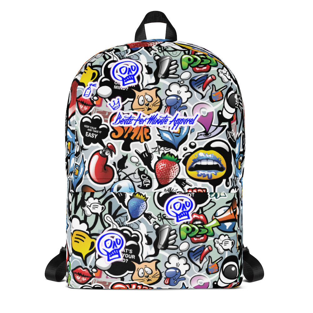 Social Media Backpack