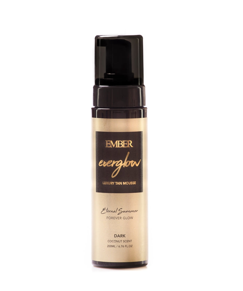 Everglow Golden Tan Mousse (Dark)