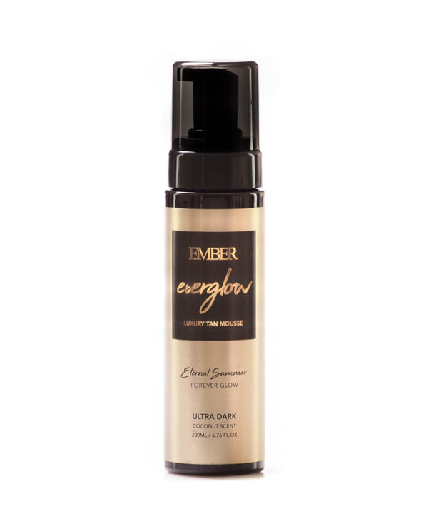 Everglow Golden Tan Mousse (Ultra Dark)