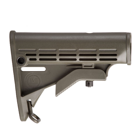 Enhanced M4 Buttstock