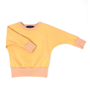 Sweater Patoune Diagonals