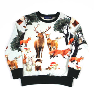 Patoune Sweater Sweet Forest