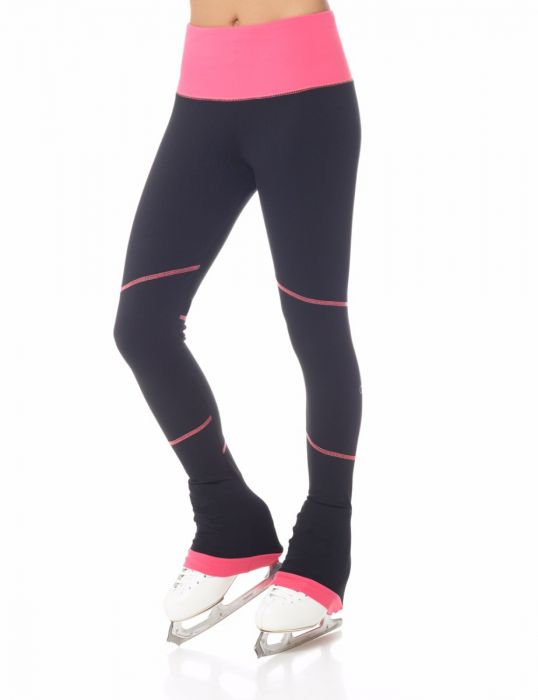 Legging bande contrastante Supplex®
