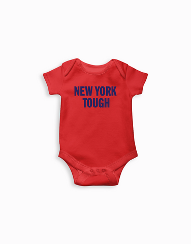 New York Tough Onesie