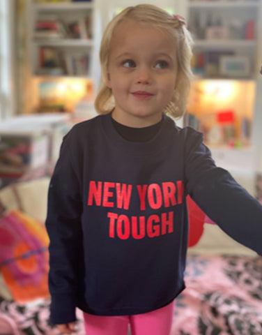 New York Tough Toddler & Youth Sweatshirt