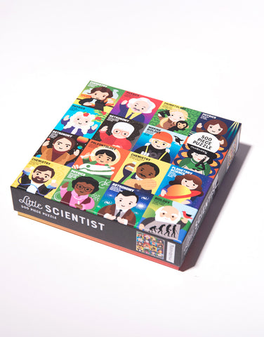 Little Scientist 500 Piece Puzzle