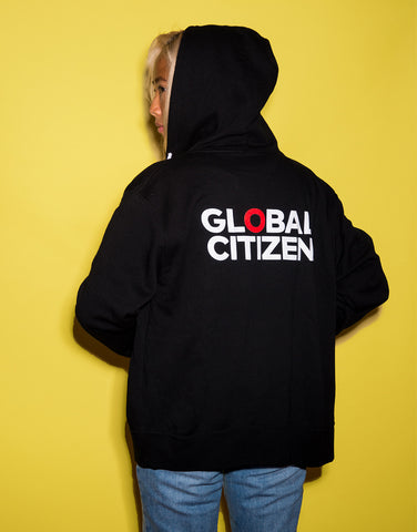 Global Citizen Zip Hoodie