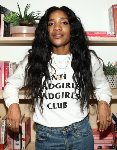 Anti Sadgirls Sadgirls Club Tee