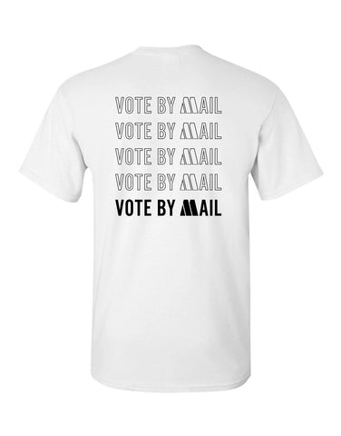 Motown Vote By Mail Short Sleeve T-Shirt