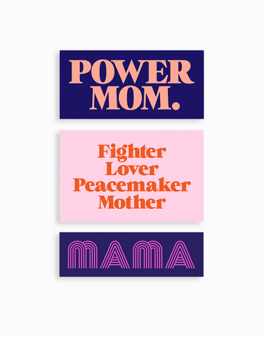 Every Mother Counts Sticker Pack
