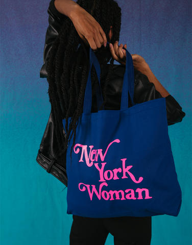 New York Woman Tote