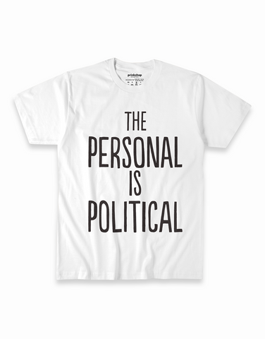 """The Personal Is Political"" Activist Tee"