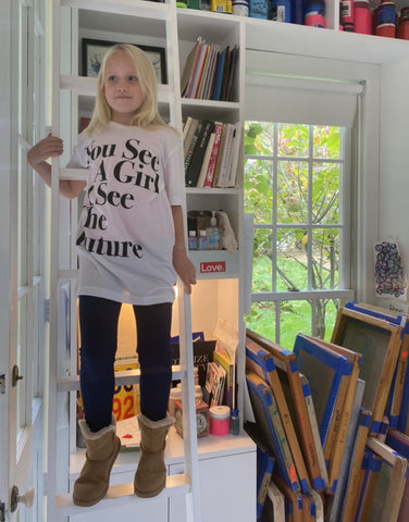You See A Girl: Toddler & Youth Tee