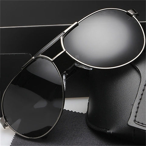 Mens Polarized Military Sunglasses