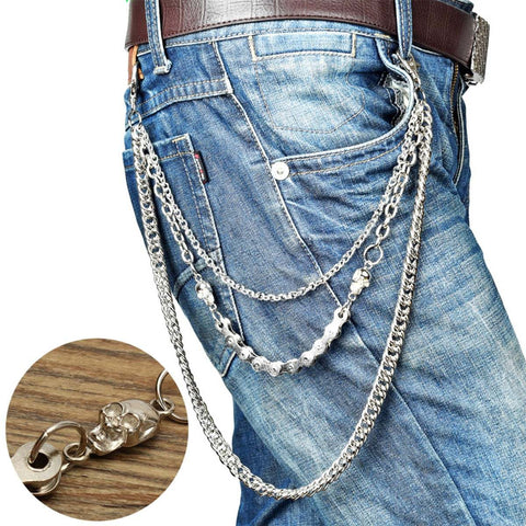 3Layer Rock Belt Chain