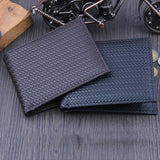 Luxury Wallet- Pu Leather Slim