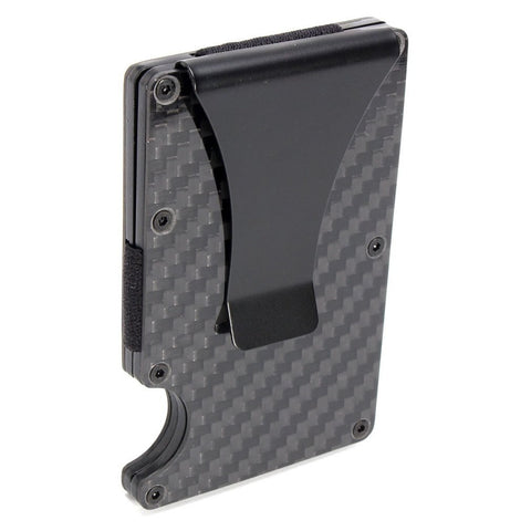 Card Holder- Slim Carbon Fiber