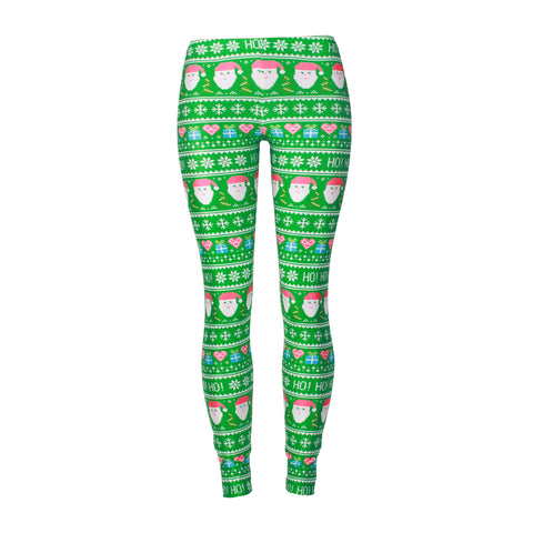 Girl's Cute Ugly Christmas leggings Xmas Party Tights