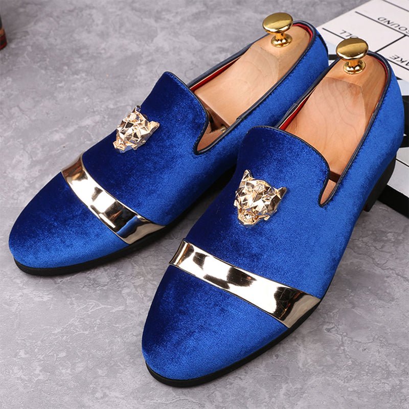 Men's Loafers Slip on Shoes 13