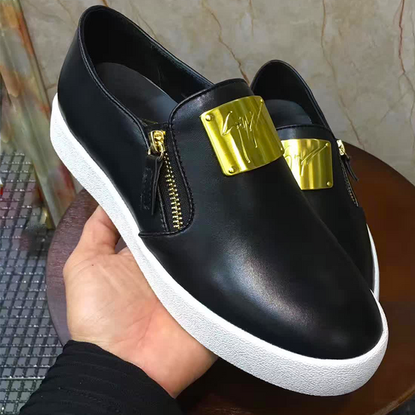 New Trendy high top buckle  shoe 7