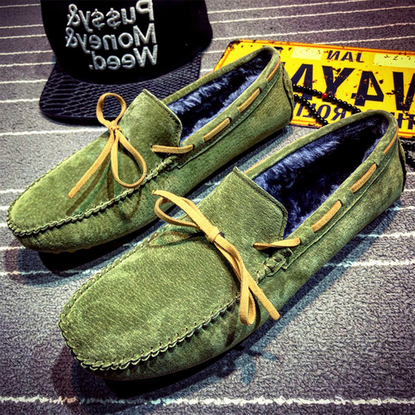 Male Loafers Driving Shoes 13