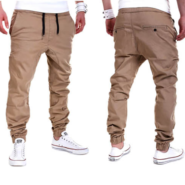 Basic Loose Jogger Pants