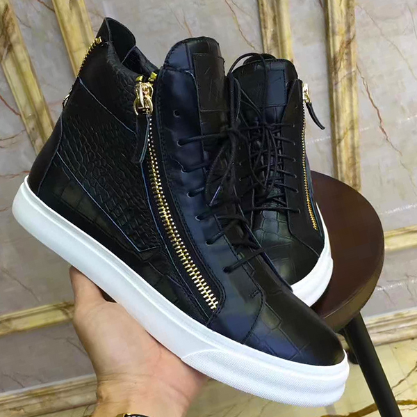 New Trendy high top buckle  shoe 27