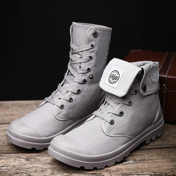 New trendy  men's  Martin  boots