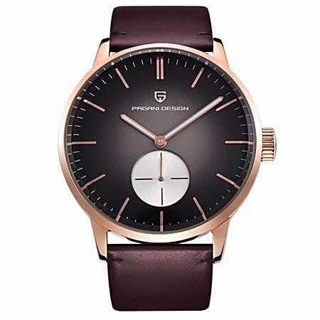 FINOS LEATHER WATCH