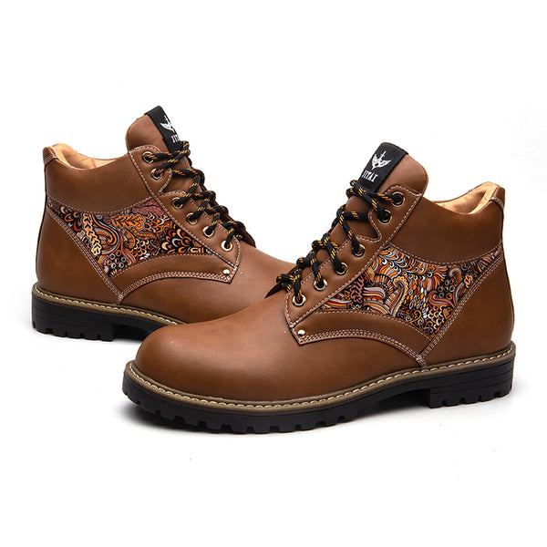 Luxury Durable  Outdoor Travel  New Martin boots
