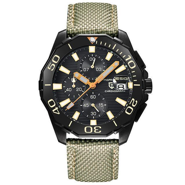 MAGNAT AUTOMATIC CHRONOGRAPH WATCH