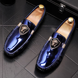 Glitter Trendy Loafers-1